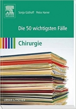 کتاب آلمانی پزشکی  Die 50 wichtigsten Fälle Chirurgie