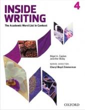 خرید کتاب اینساید رایتینگ 4 Inside Writing