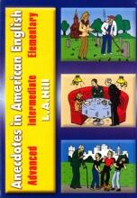 خرید کتاب انکدوتس این امریکن انگلیش Anecdotes in American English with CD هيل