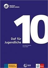کتاب آلمانی DLL 10: DaF für Jugendliche