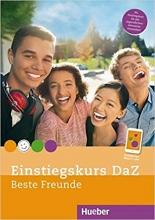 کتاب آلمانی Einstiegskurs DaZ zu Beste Freunde