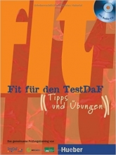 خرید کتاب آلمانی Fit Fur Den Testdaf + CD