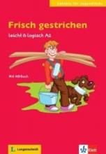 کتاب آلمانی Frisch gestrichen: Buch mit Audio-CD