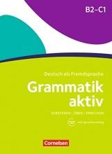 کتاب آلمانی Grammatik aktiv Ubungsgrammatik B2/C1