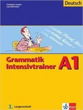 کتاب آلمانی Grammatik Intensivtrainer A1
