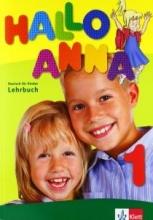 کتاب آلمانی Hallo Anna 1 Lehrbuch + Arbeitsbuch + CD