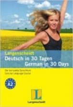 خرید کتاب آلمانی در 30 روز Langenscheidt Deutsch in 30 Tagen German in 30 Days