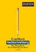 خرید کتاب آلمانی  Crashkurs Rechtschreibung
