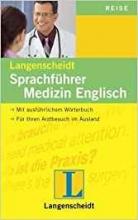 دیکشنری پزشکی آلمانی Langenscheidt Sprachführer Medizin Englisch