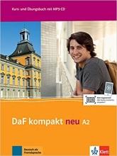 کتاب آلمانی داف کمپکت DaF Kompakt Neu A2