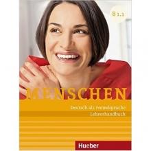 کتاب معلم Menschen: Lehrerhandbuch B1.1
