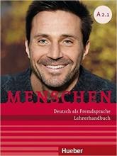 کتاب آلمانی معلم منشن (Menschen Lehrerhandbuch A2 (A2.1 & A2.2