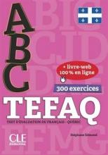 کتاب فرانسوی  ABC TEFAQ - Livre + CD