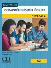 کتاب فرانسوی  Comprehension ecrite 2 - 2eme edition - Niveau A2