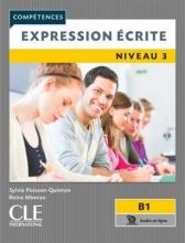 کتاب فرانسه Expression ecrite 3 Niveau B1 - 2ème édition