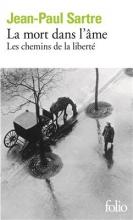 کتاب داستان فرانسوی  La mort dans l'âme