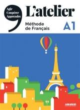 کتاب فرانسوی  L'Atelier niv .A1