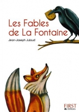 کتاب زبان فرانسوی  Le Petit Livre de - Les Fables de la Fontaine