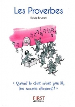 کتاب فرانسوی Le petit livre de - Les Proverbes