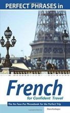 کتاب فرانسوی Perfect Phrases in French for Confident Travel