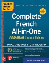 کتاب فرانسه Practice Makes Perfect Complete French All-in-One Premium 2nd