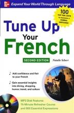 کتاب فرانسوی Tune Up Your French + CD