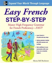 کتاب فرانسه آسان Easy French Step by Step