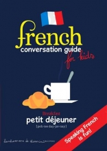 کتاب فرانسه FRENCH CONVERSATION GUIDE FOR KIDS