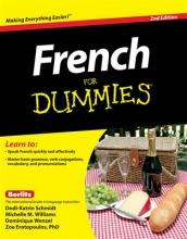 کتاب فرانسه French For Dummies - 2nd Edition
