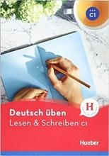 کتاب آلمانی Deutsch uben : Lesen & Schreiben C1