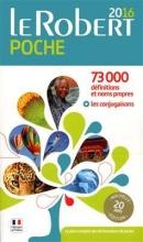 کتاب فرانسه Le Robert de poche 2016