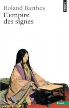 کتاب فرانسه L'Empire des signes