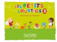 کتاب فرانسه Les Petits Loustics 2 Livre de l'élève + Cahier + CD