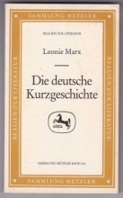 کتاب داستان کوتاه آلمانی die deutsche kurzgeschichte