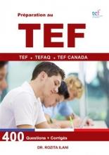 کتاب فرانسه Préparation au TEF