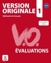 بانک سوالات کتاب فرانسه Version Originale 1 Evaluations + CD