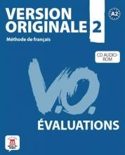 بانک سوالات کتاب فرانسه Version Originale 2 Evaluations + CD