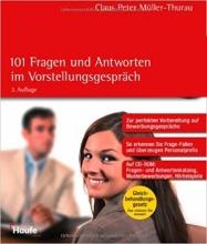 خرید کتاب آلمانی 101 سوال و پاسخ در مصاحبه Die 101 Fragen und Antworten im Vorstellungsgespräch