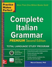 کتاب ایتالیایی Practice Makes Perfect Complete Italian Grammar