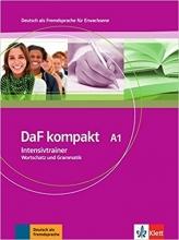 کتاب آلمانی Daf Kompakt A2 Intensivtrainer - Wortschatz Und Grammatik