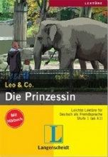 خرید کتاب  آلمانی Die Prinzessin