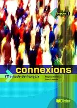 کتاب فرانسه  Connexions 1 - Livre élève + Cahier + CD