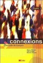 کتاب فرانسه  Connexions 3 - Livre élève + Cahier + CD