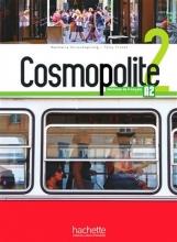کتاب فرانسه Cosmopolite 2 Livre de l'élève + Cahier + DVD ROM