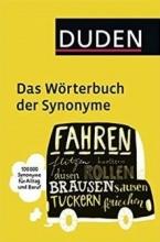 خرید کتاب  Duden Das Worterbuch der Synonyme