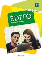 کتاب فرانسه Edito 2 niv A2