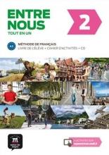 کتاب فرانسه Entre nous 2