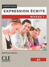 کتاب فرانسه Expression ecrite 1 Niveau A1 - 2eme edition