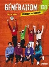 کتاب فرانسه Generation 3 niv B1 - Livre + Cahier + CD mp3 + DVD