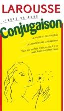 کتاب فرانسه Larousse Conjugaison